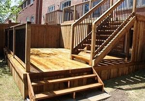 deck building ontario