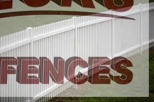 vinyl fences brooklin on