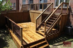 Ontario Wooden Decks