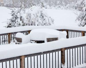 Deck Snow Removal Ontario